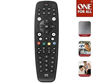 One For All URC 2981 Universal Remote (Used, Like New) - £3.65 from Amazon Warehouse (£8.14 Non Prime)