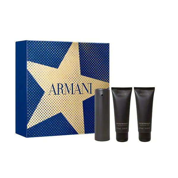 Emporio Armani He 50ml EDT Gift Set - £24.50 @ Superdrug