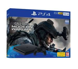 Sony PS4 500GB Call of Duty: Modern Warfare Bundle - £199.99 - Asda (In-store and online)