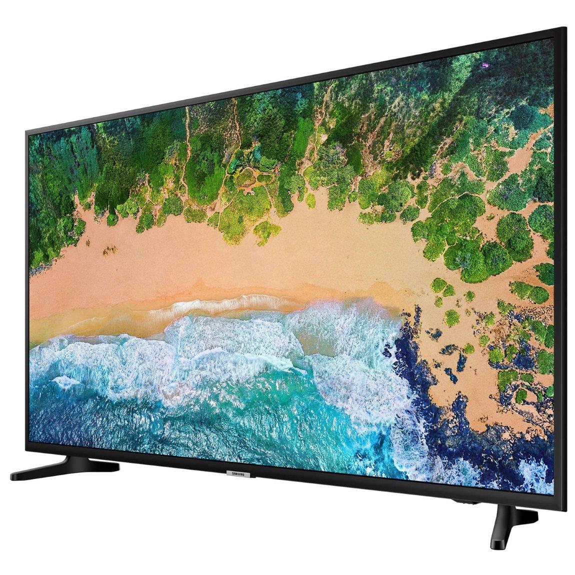 "Samsung 50"" Smart 4K Ultra HD TV £350 Instore at B&M"
