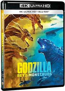 Godzilla King of Monsters 4K UHD Bluray - £13.77 delivered Amazon Spain