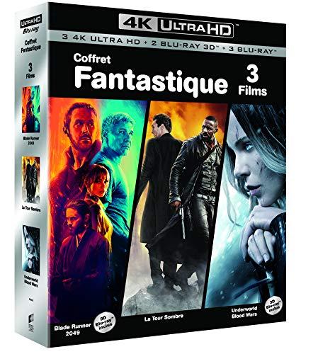 Blade Runner 2049/Dark Tower/Underworld Blood Wars 4k UHD bluray boxset - £18.07 delivered Amazon France