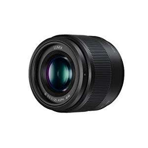 Free Lumix G 25mm/F1.7 ASPH Lens Lens when purchasing a Panasonic Camera @ Pansonic