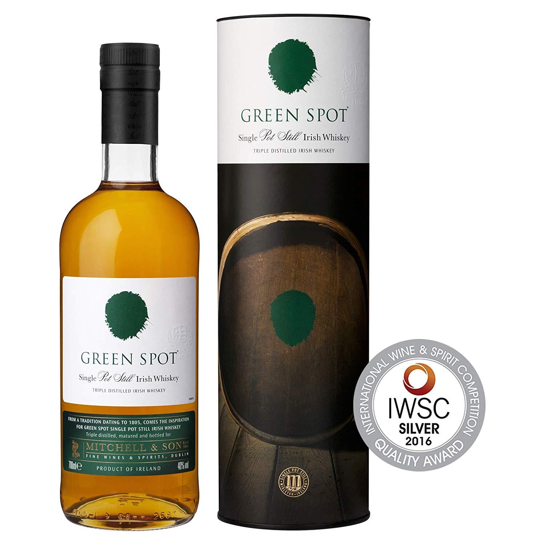 Green Spot Single Pot Still Irish WhiskEy, 70 cl £30.99 at Amazon