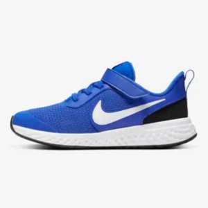 kids nike revolution 5 blue or pink sizes 10k- 2.5k only £12.93 delivered! @ Nike Store
