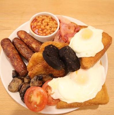 Morrisons 19-piece Black Fry-Day breakfast £5 @ Morrisons