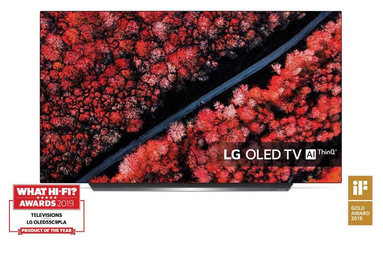 LG OLED55C9PLA 55 inch OLED 4K Ultra HD Premium Smart TV £1179.95 @ Richer sounds Manchester