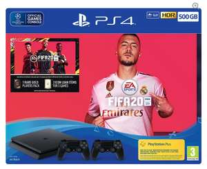 Ps4 500GB bundle £199.99 with Fifa20 at Asda instore and online