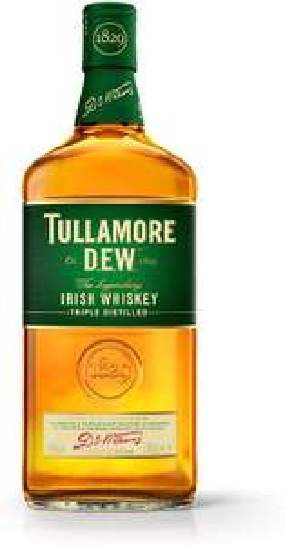 Tullamore D.E.W. Irish Whiskey 70c l £15.00 (Prime) / £19.49 (non Prime) @ Amazon