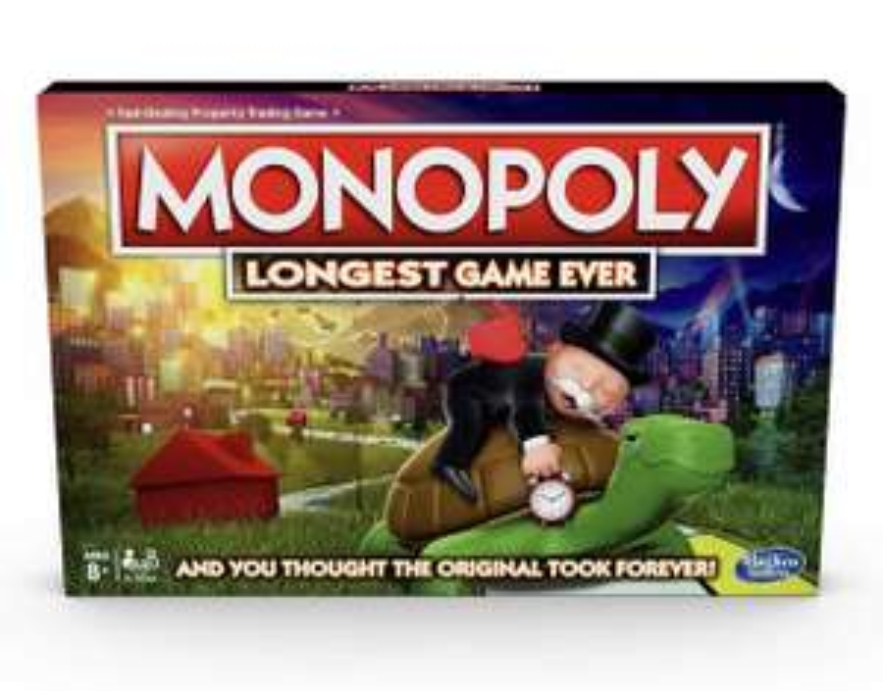 Monopoly LONGEST Game Ever (Amazon Exclusive) - £27.94 @ Amazon US