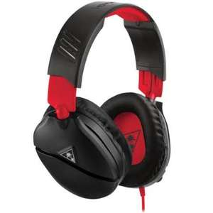 Turtle Beach Recon 70 gaming headset for PS4, XBOX and Switch £22 in B&M