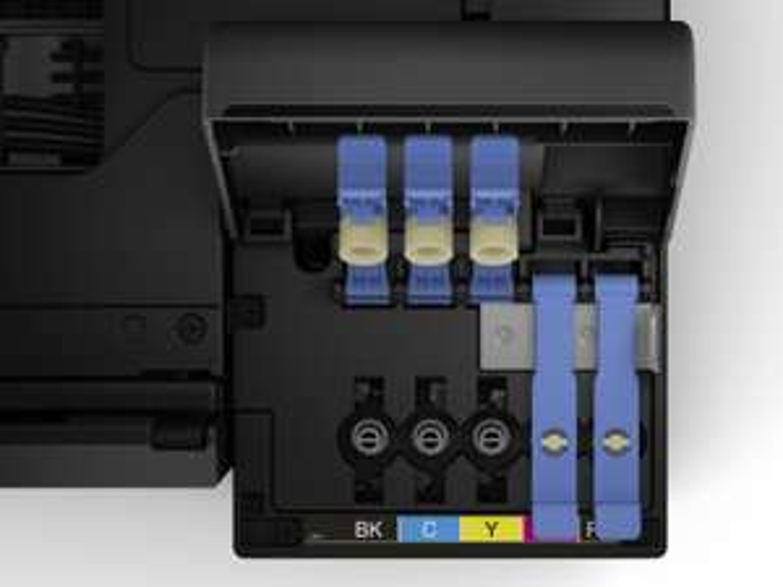Epson EcoTank ET-7700 Colour Ink-jet printer High-quality photo printing (Plus £50 cashback available) £399 at Epson Shop
