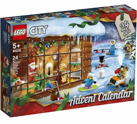 Lego City 60235 Advent Calendar £11.96 @ Costco Birmingham