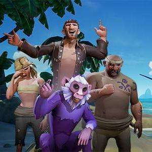 Twitch Prime Pirate Pack for Sea of Thieves