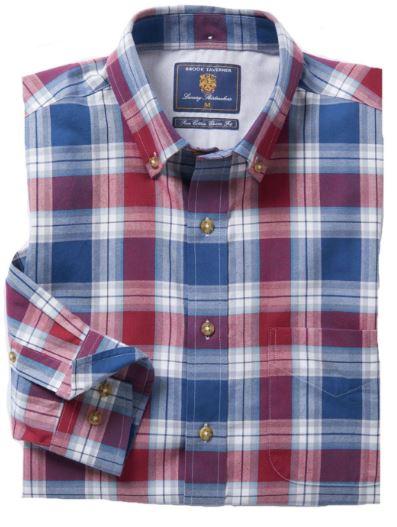 4 Brook Tavener shirts for £54.95 incl delivery at Brook Taverner