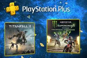 PlayStation Plus for December - Titanfall 2 and Monster Energy Supercross