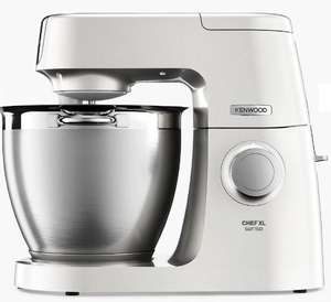 Kenwood Chef XL Sense Special Edition Food Mixer, Pearl £349 at John Lewis & Partners (online and instore)