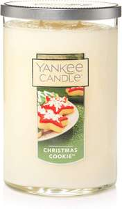 Yankee Candle Christmas cookie large tumbler - £9.32 delivered - Dispatched from and sold by Amazon US