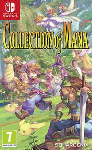 Collection of Mana (Nintendo Switch) £22.99 Delivered @ Amazon