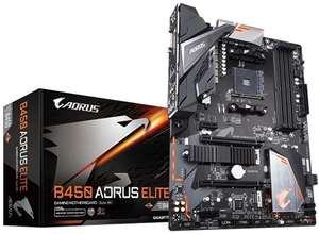 Gigabyte B450 Aorus Elite ATX AM4 Motherboard £79.99 Delivered @ Box