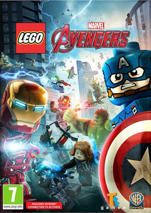 LEGO Marvel's Avengers Deluxe Edition PC £2.49 @ CDKeys