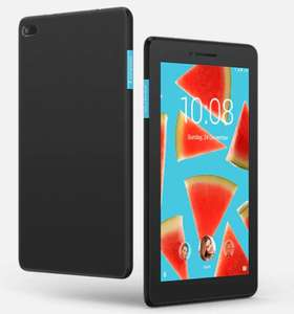Lenovo Tab E7 16GB (WiFi) - Black £39.99 at Lenovo UK