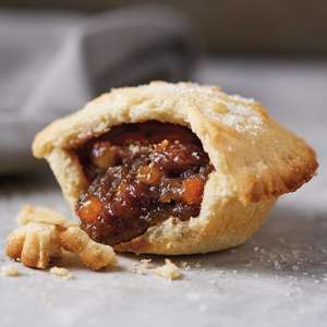 6 Holly Lane deep filled mince pies 59p instore @ Aldi