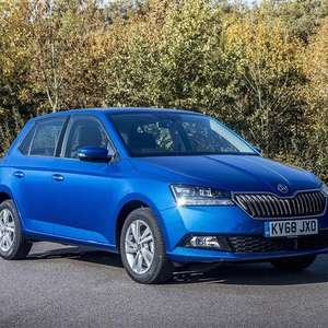 Skoda Fabia Hatchback 1.0 MPI SE 5dr - 24 Month Lease - 8k miles p/a - No upfront cost + £141.87pm (no admin) = £3405 @ Leasing Options