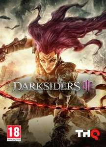 Darksiders III Steam - £9.04 @ Instant Gaming