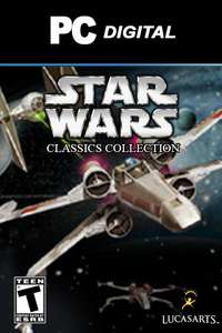 STAR WARS™ Classic Collection £13.78 / STAR WARS™ X-Wing Series £7.52 (PC) @ Steam