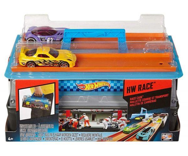 Hot Wheels Race Case Track Set £6.49 @ BargainMax (£1.99 P&P)