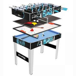 Hy-Pro 4 Ft. 4-in-1 Games Table £69.99 @ Ryman's (Free P&P and C&C)