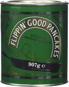 Lyle's Golden Syrup Tin 907 g (Pack of 6) @ Amazon Add On Item £5.58