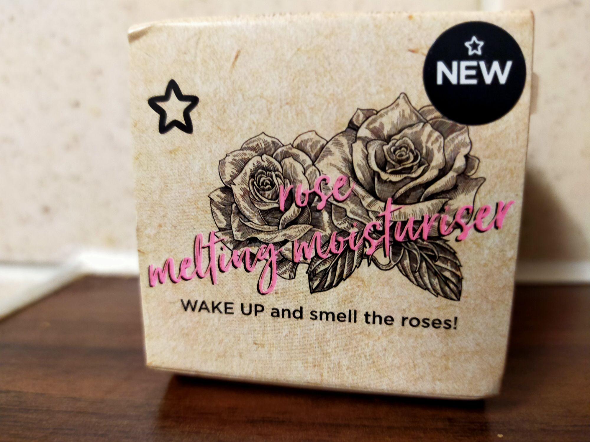 Rose melting moisturizer 50p for 2 @ Superdrug (Birchwood)
