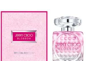 JIMMY CHOO Blossom Special Edition EDP 60ML - £24.99 free delivery @ the perfume shop