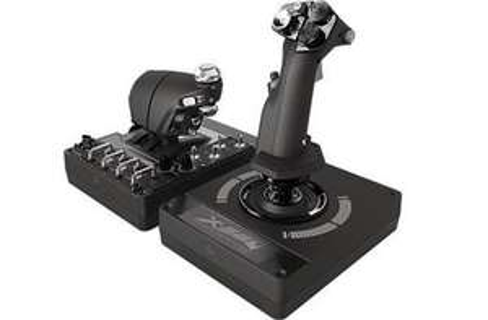 Logitech G Saitek X56 RGB Throttle & Stick Simulation Controller HOTAS - £189.99 @ Box