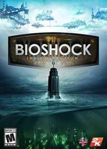 [Steam] BioShock: The Collection Remastered PC - £6.26 @ Instant Gaming