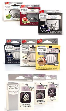 Yankee Charming Scents - 3 x Complete Bundles - £21 @ Yankee Bundles