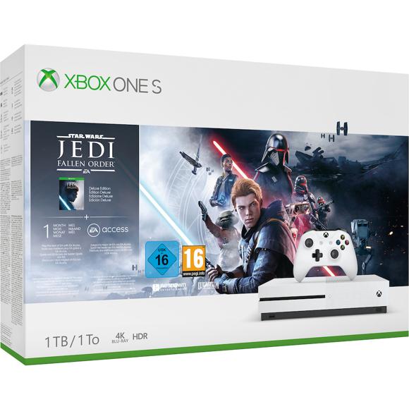 Xbox One S 1TB Star Wars Jedi: Fallen Order Bundle - £179 delivered @ Coolshop