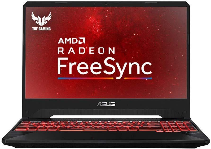 ASUS TUF FX505DY 15.6 HD Gaming Laptop - Ryzen R5-3550H, AMD Radeon RX560X 4GB Graphics, 512GB PCI-e SSD, 8GB RAM £599 @ Amazon