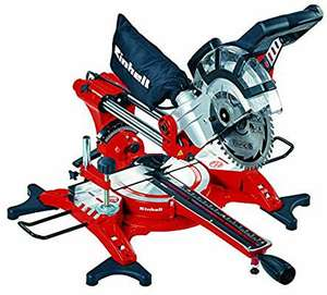 Up to 45% off einhell tools at Amazon - E.G Einhell 240 V Double Bevel Crosscut Mitre Saw with Laser £77.99