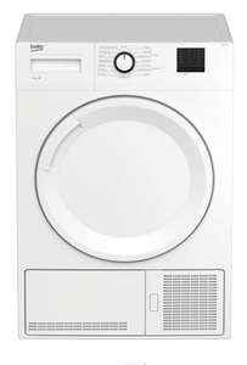 BEKO DTBC9001W 9 kg Condenser Tumble Dryer - White £198 @ Currys