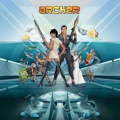 Archer Seasons 1-8 £16.99 @ Google Play Movies