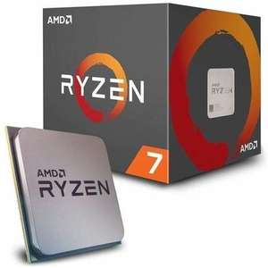 AMD Ryzen 7 2700X 8-Core Processor with Wraith Prism RGB LED Cooler £159.97 at Laptops Direct