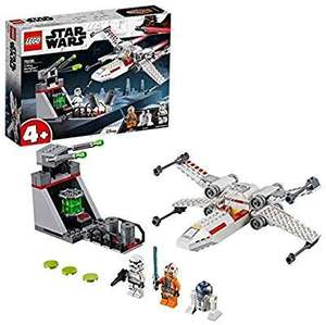 Lego star wars X-Wing trench run £16.66 @ The Entertainer