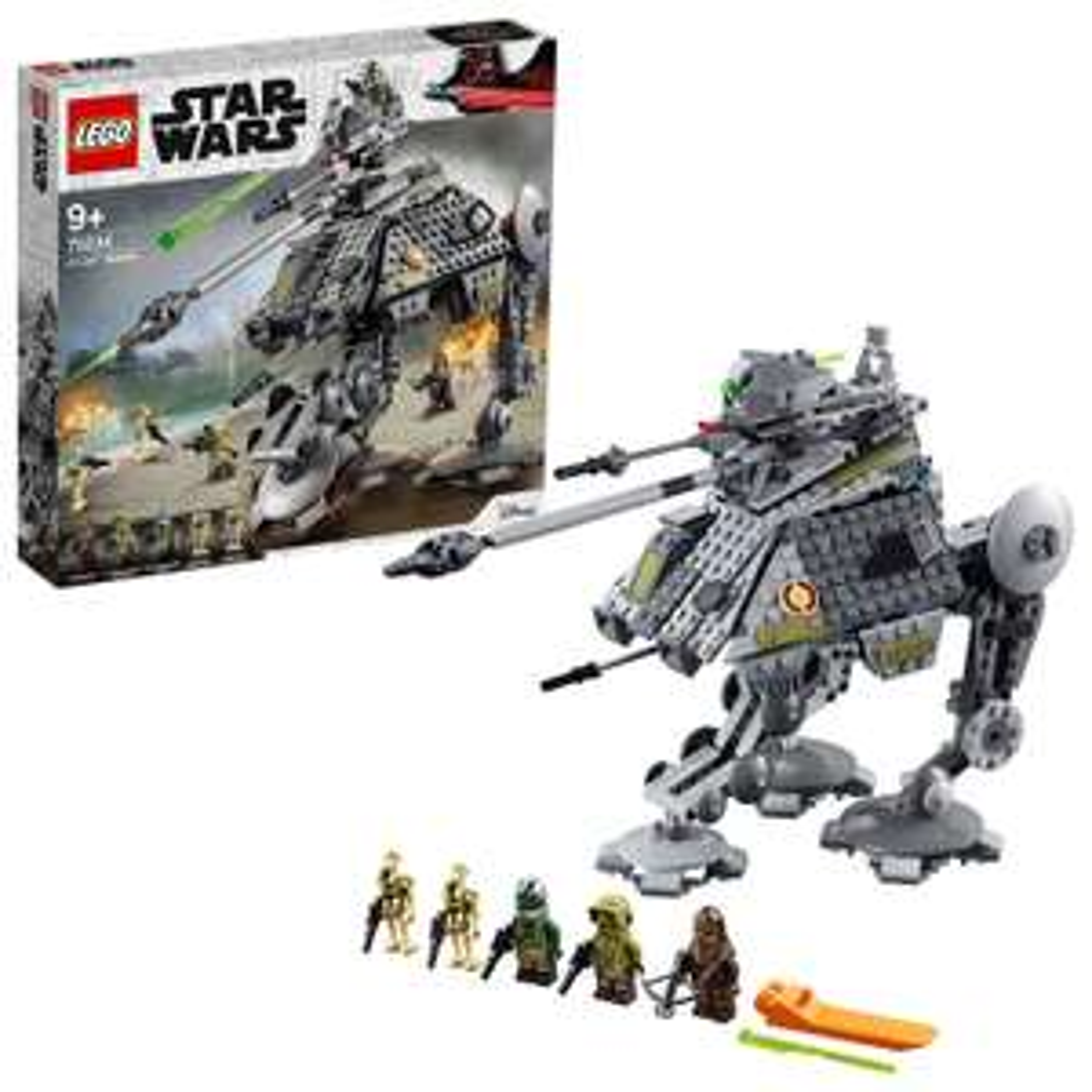 LEGO 75234 Star Wars AT-AP Walker Construction Set £37.39 (£36.04 Using fee free card) @ Amazon France