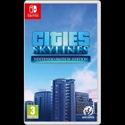 [Nintendo Switch] Cities: Skylines - £22.99 @ Game
