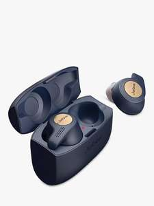 Jabra Elite Active 65T True Wireless Bluetooth Earbuds £104.91 @ QVC