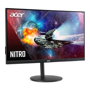 """Acer Nitro 27"""" Quad HD 144Hz FreeSync HDR Gaming Monitor £261.48 Delivered @ Scan"""