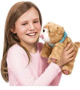 Little Live Pets Rollie My Kissing Puppy £19.99 @ Very